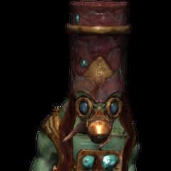 the friendly vodyan priest