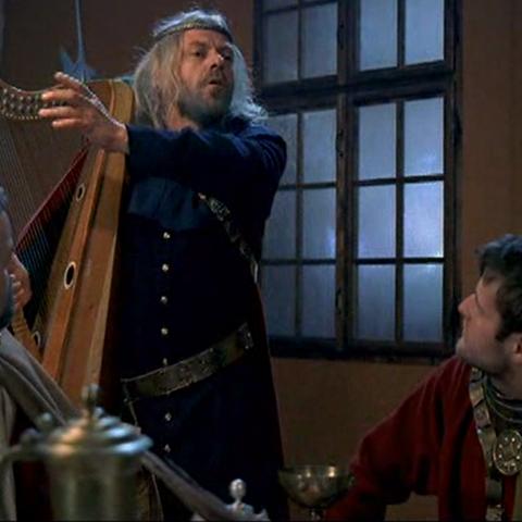 Drogodar (Dariusz Siastacz) in The Hexer TV series