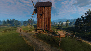 Tw3 dancing windmill