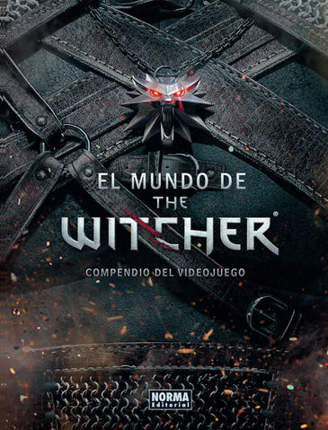 File:The World of The Witcher book spanish.jpg