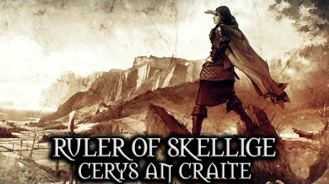The Witcher 3- Wild Hunt - Conclusion -8 - Ruler of Skellige - Cerys an Craite