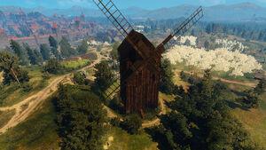 Tw3 lucians windmill