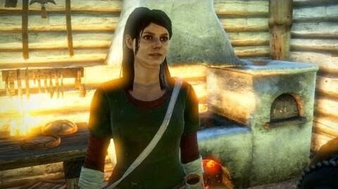 Melitele's Heart Full Story (The Witcher 2) Full HD