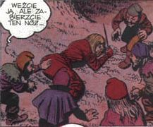 Seven gnomes comic