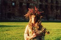 Małgorzata Lipmann è Dana Meadh in The Hexer.