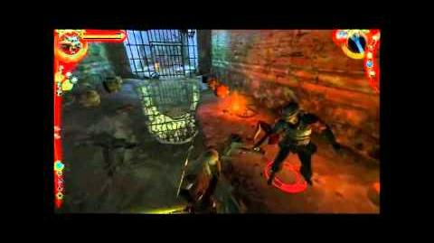 The Witcher The Viziman Connection (Hard) HD