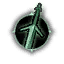 File:Game Icon Use silver sword unlit.png