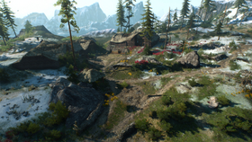 Tw3 Village Abandoned (Undvik)