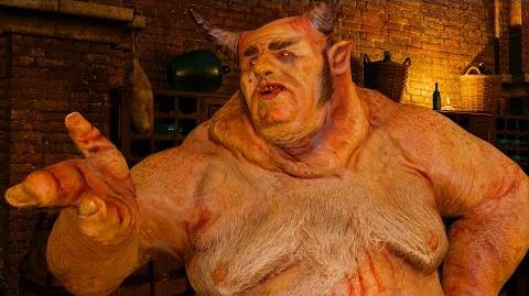 Greedy God- Geralt and the 'Devil' Allgod Story