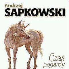 Ihuarraquax on Polish cover of the <i>Time of Contempt</i>.