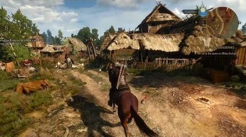 The Witcher Wild Hunt January 2015 Gameplay Video-0
