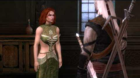 The Source Triss' Lover