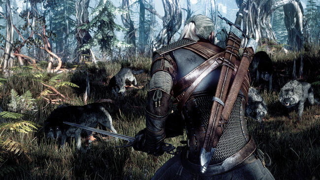 Tw3 official screenshot promo wolves