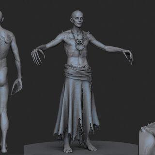 Model made by Sebastian Bąkała.