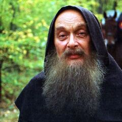 Mousesack in the TV series, played by Aleksander Bednarz.