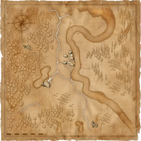 Map of Murky Waters