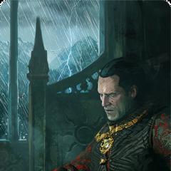 Emhyr gwent card (gold level)