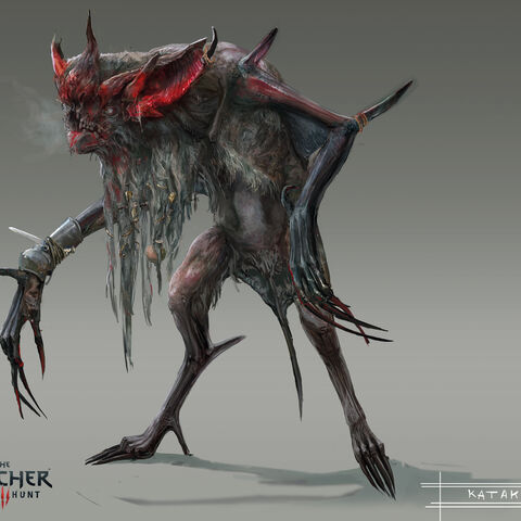 The Witcher 3: Wild Hunt - concept art