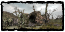 Druidská jeskyně
