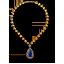 Tw3 gold diamond necklace dlc