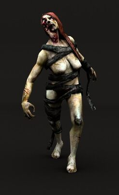 Zombie z gry