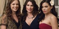 Joanna, Ingrid and Freya