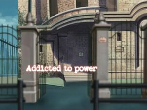 Addicted to Power