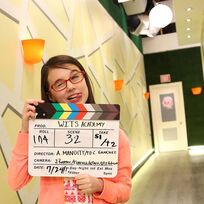 WITSwednesday-We-were-getting-silly-with-julia-antonelli-on-the-set-of-WITS-Academy