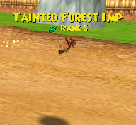 Tainted Forest Imp