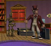 Tin Man & Mr. Toto