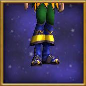 Sandals of the Valorous Female