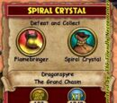 Spiral Crystal