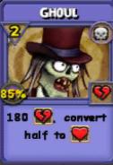 Ghoul Item Card