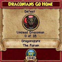 Q DS Draconians Go Home
