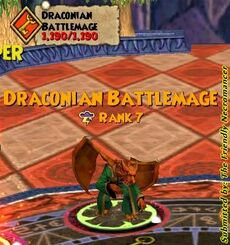Draconian Battlemage