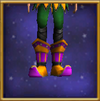 Warmonger's Sandals Female