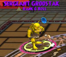 Sergeant Groostak