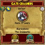 MB Q Gate Crashers 2