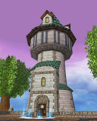 Sapphyra's Tower