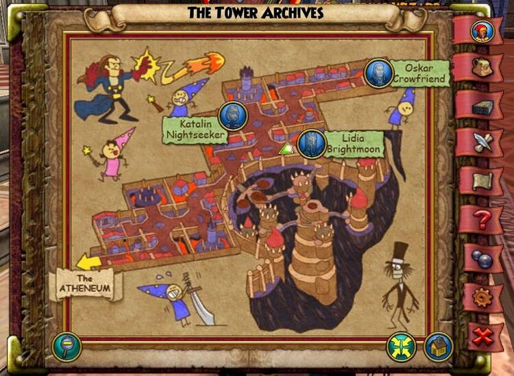 The Tower Archives