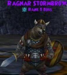 Bo GH Ragnar Stormbrow