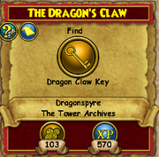 The Dragon's Claw