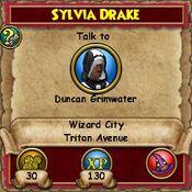 SylviaDrake1-WizardCityQuests