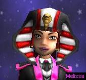 Hat KT Headwrap of Annihilation Female