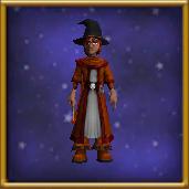 Fireguard Robe Male