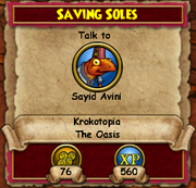 Saving Soles