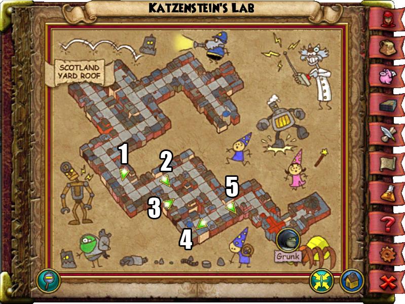 Katzenstein's Lab Smokestacks