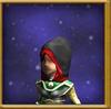 Hat Shroud of Audacity Female