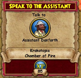 Speak To The Assistant