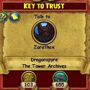 Key to trust 3